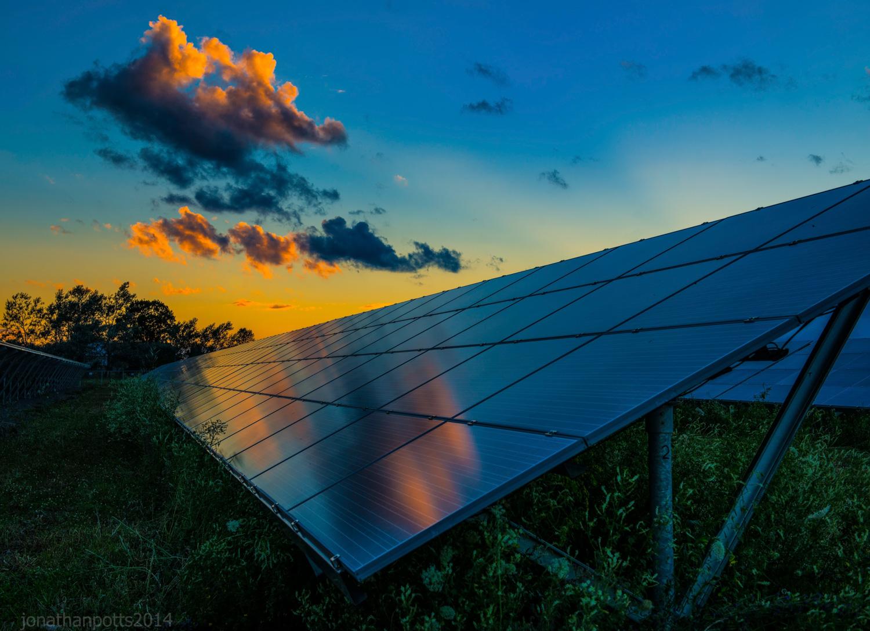 Solar Farm, Brockville Ontario 2014