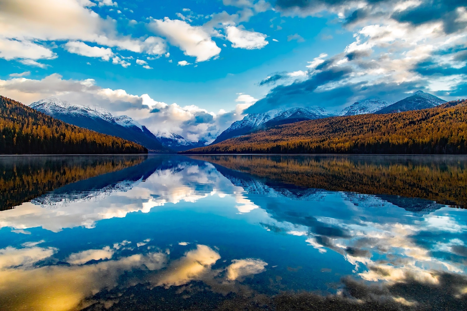Lake McDonald, MT
