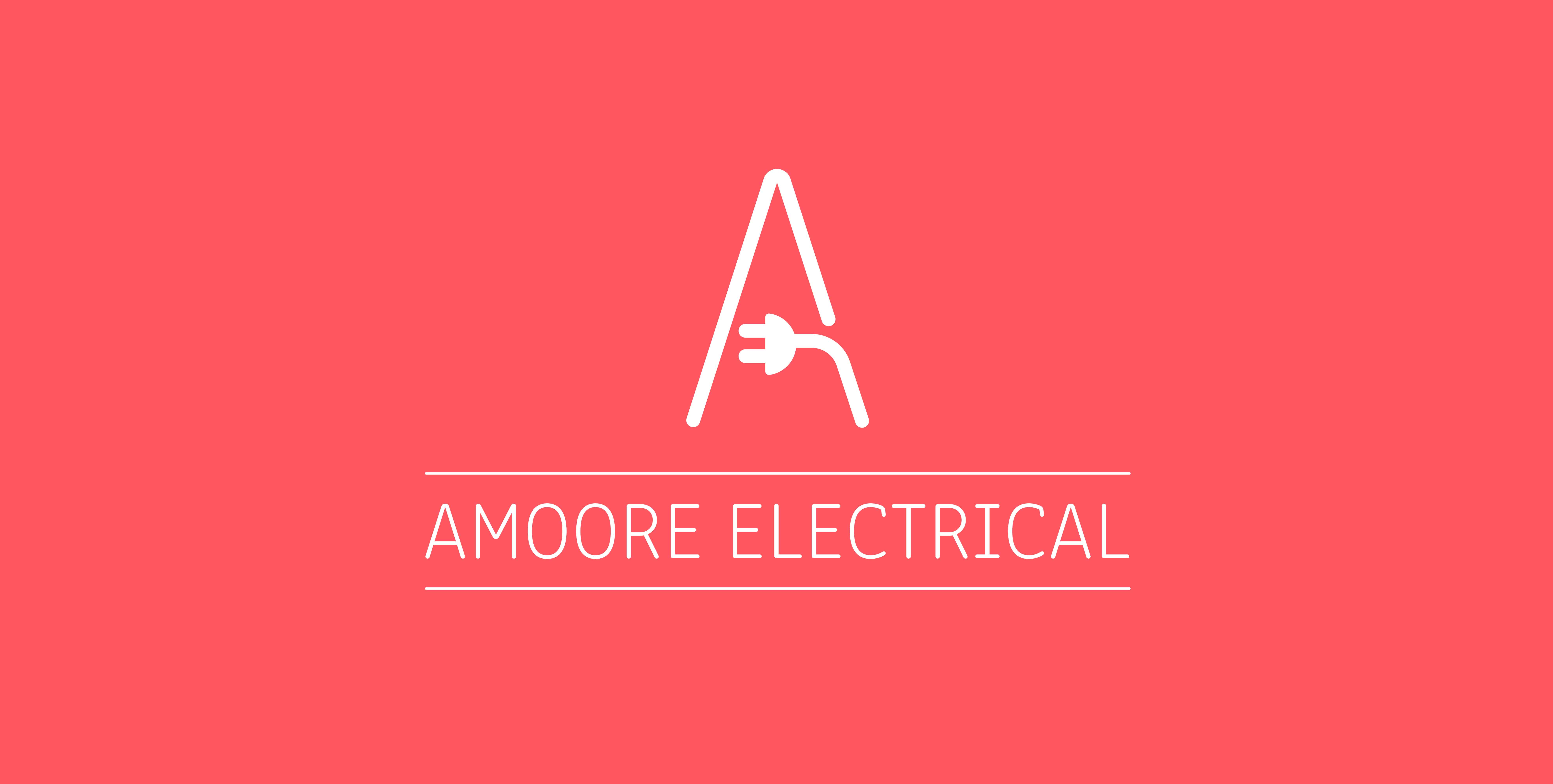 Amoore Electrical Branding