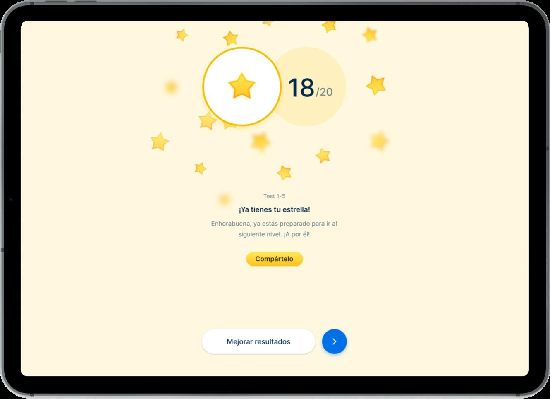 iPad test succeed