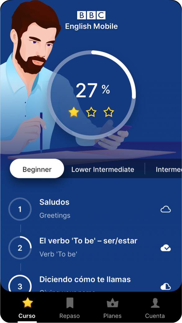 lesson screen app