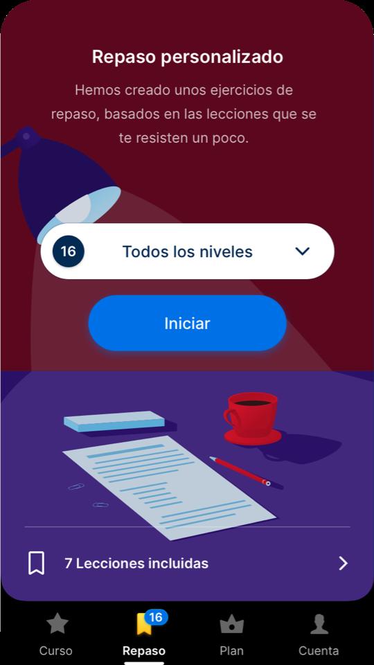 review screen app