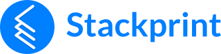 Stackprint logo