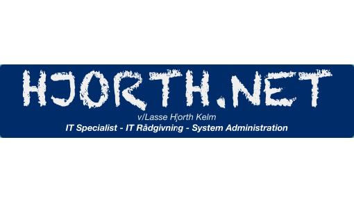 Hjorth.net - IT Specialist - IT Rådgivning - System Administrator