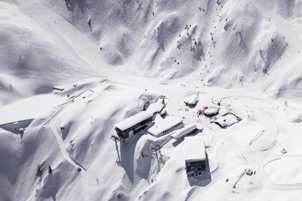 alpine mass tourism © TVB Zell am See
