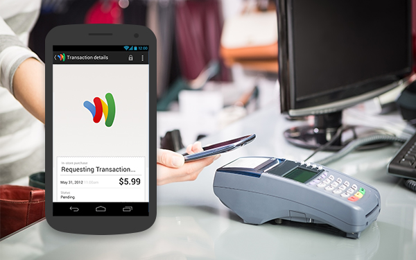 Designing the First Contactless Mobile Wallet