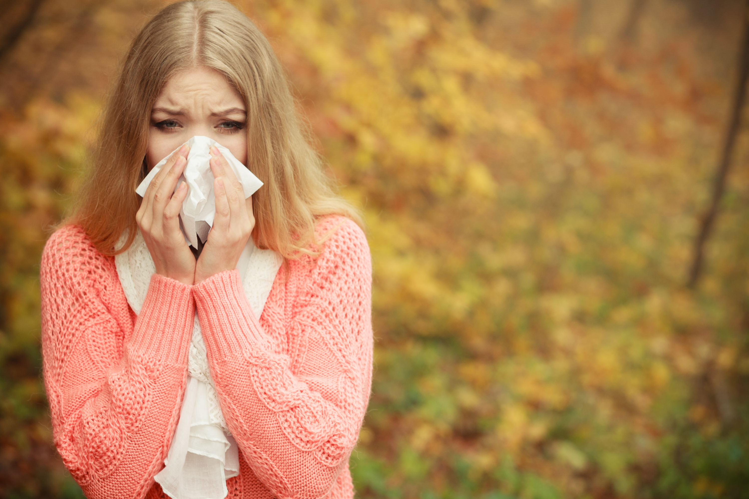 Balloon sinus dilation can provide you with relief from Fall allergies.