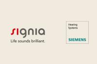 Signia-Siemens hearing aid logo