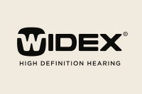 Widex hearing aid logo