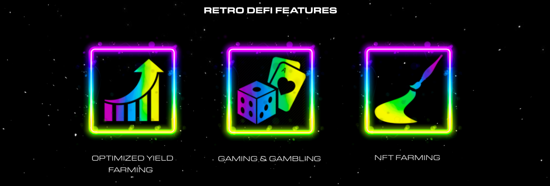 RCUBE Online Gambling and Yield Farming and NFT