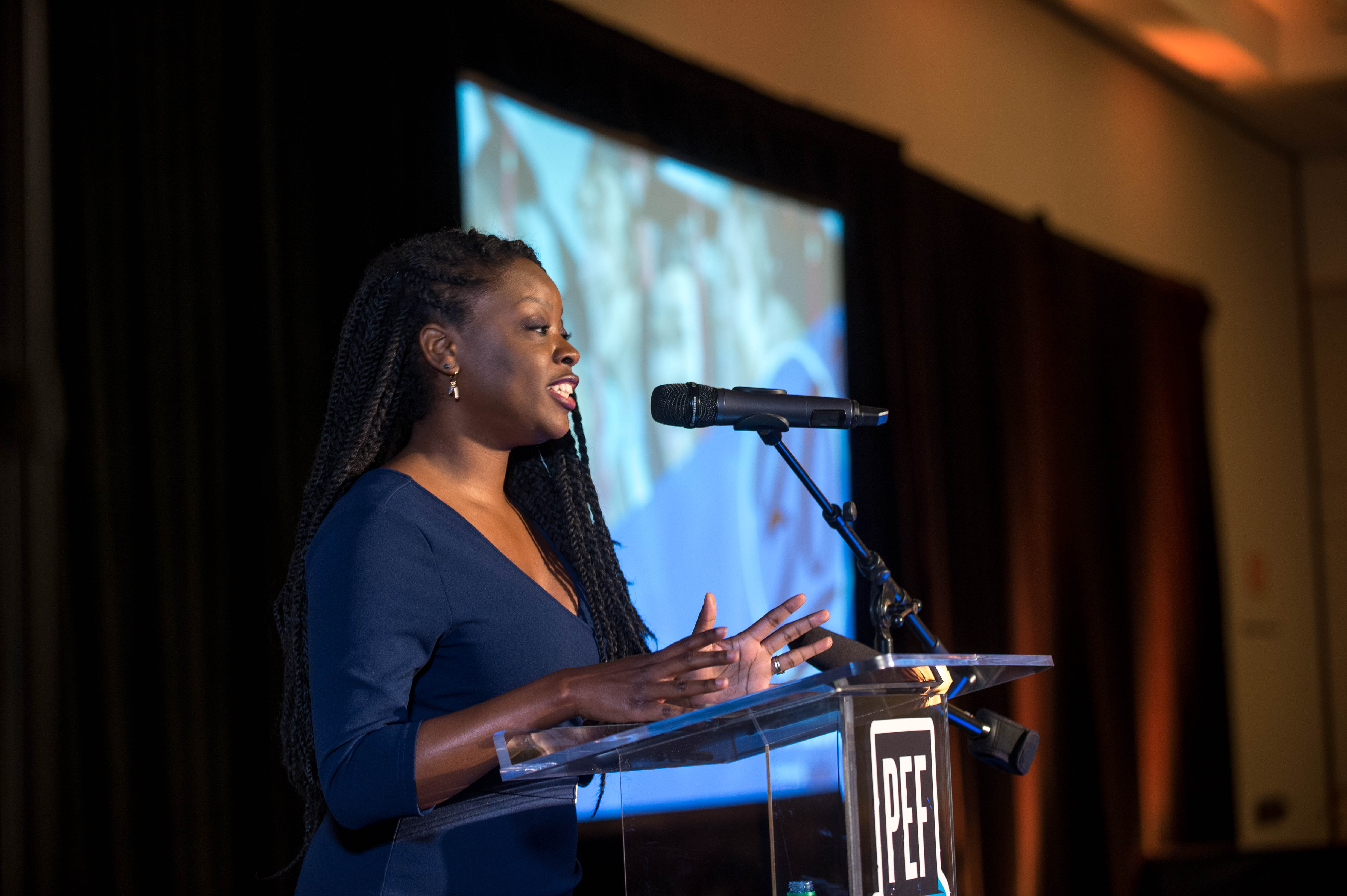 From Howard to Harvard: Hustlin' Tiger graduate shares how Public Education Foundation impacted her life