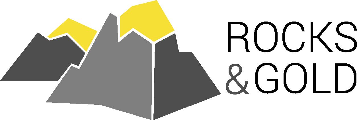 Rocks and Gold Logo