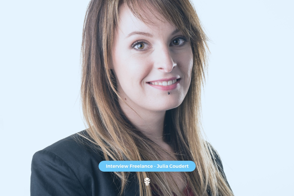 [Interview Freelance] Julia Coudert | Social media manager