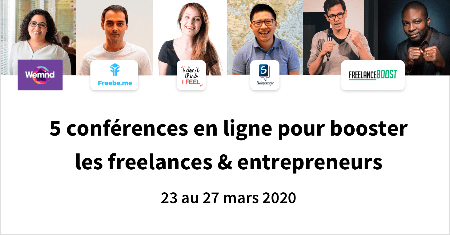 Freebe au FreelanceBootCamp !