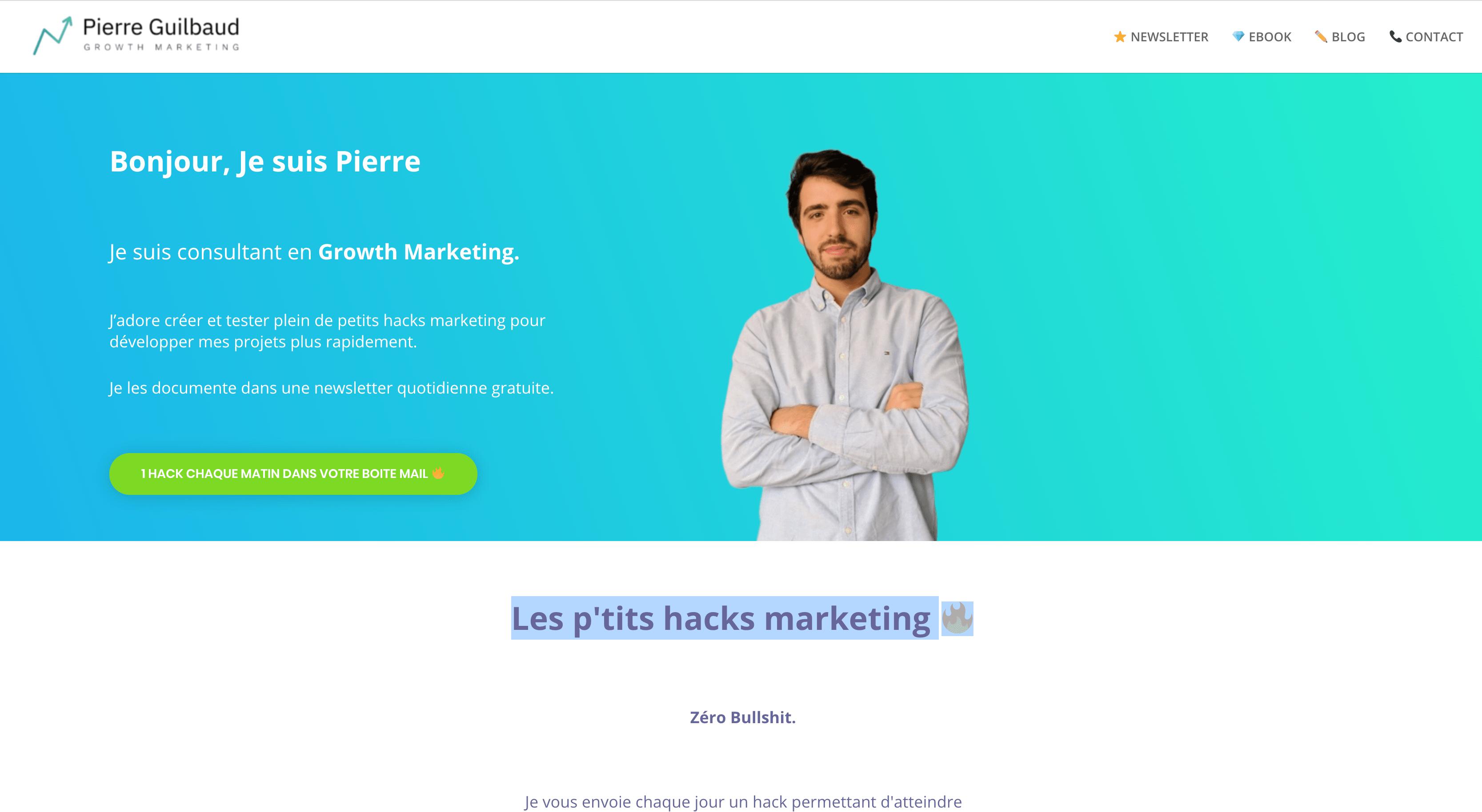 Pierre G
