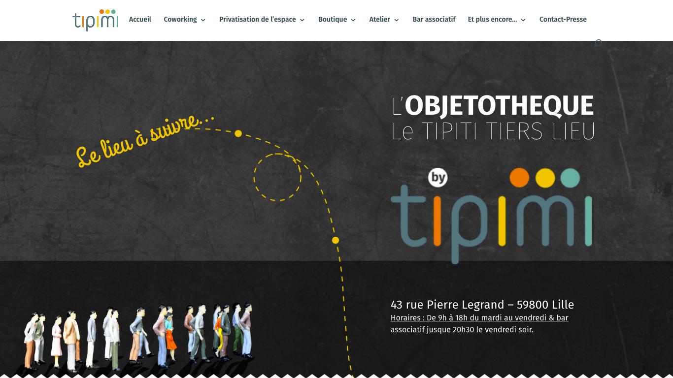 L'Objetothèque Tipimi