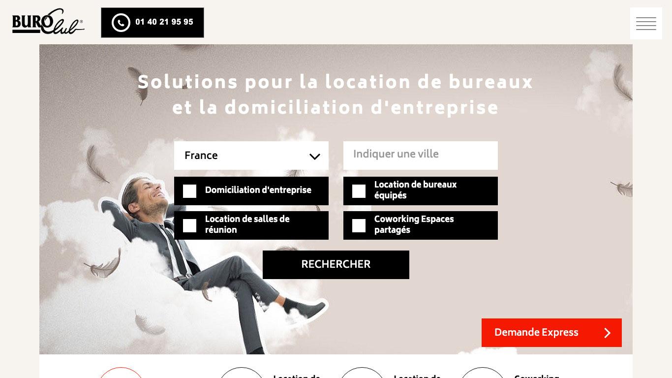 BURO Club Strasbourg Meinau | Coworking avec domiciliation et services