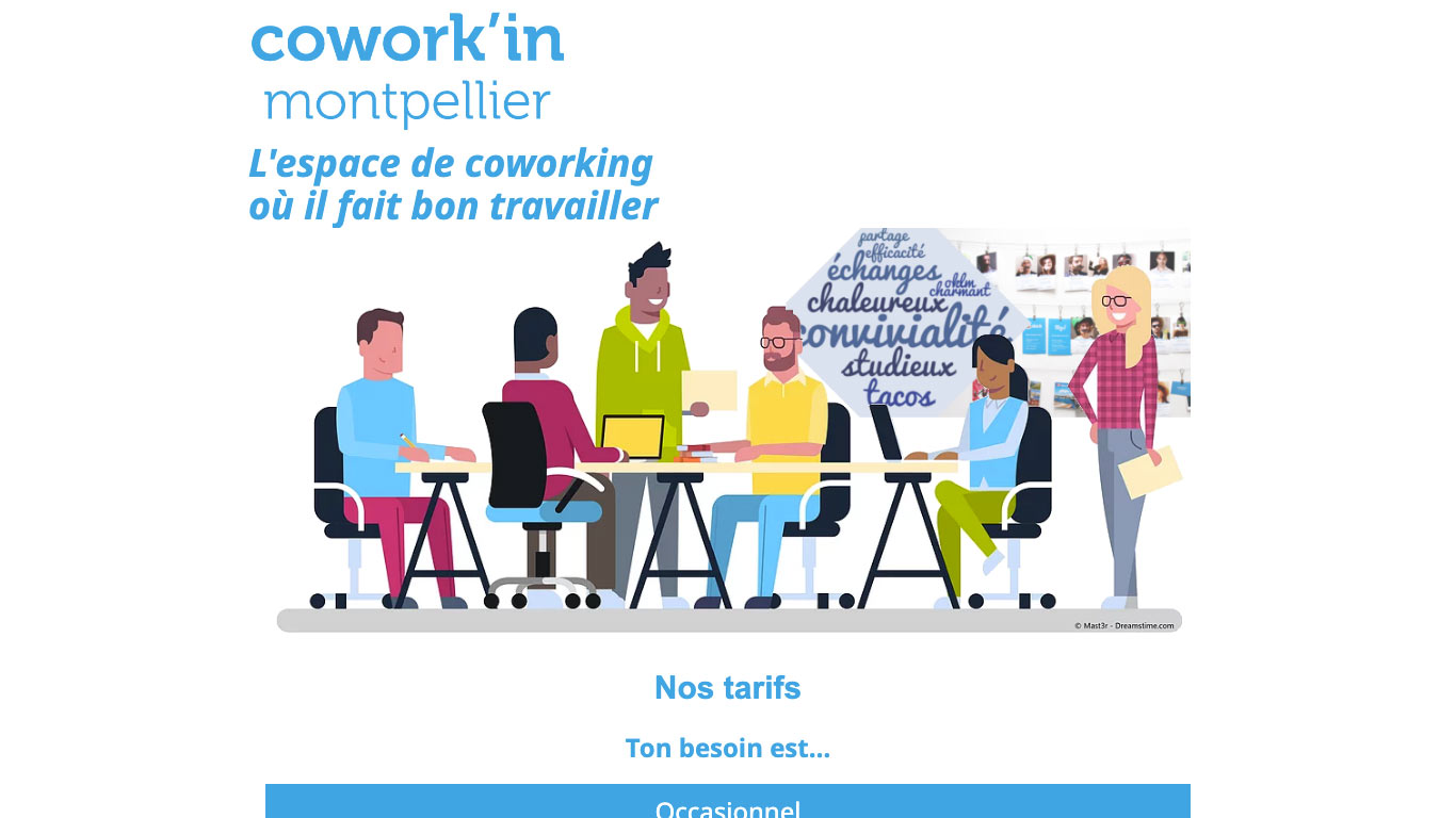 Cowork'in Montpellier