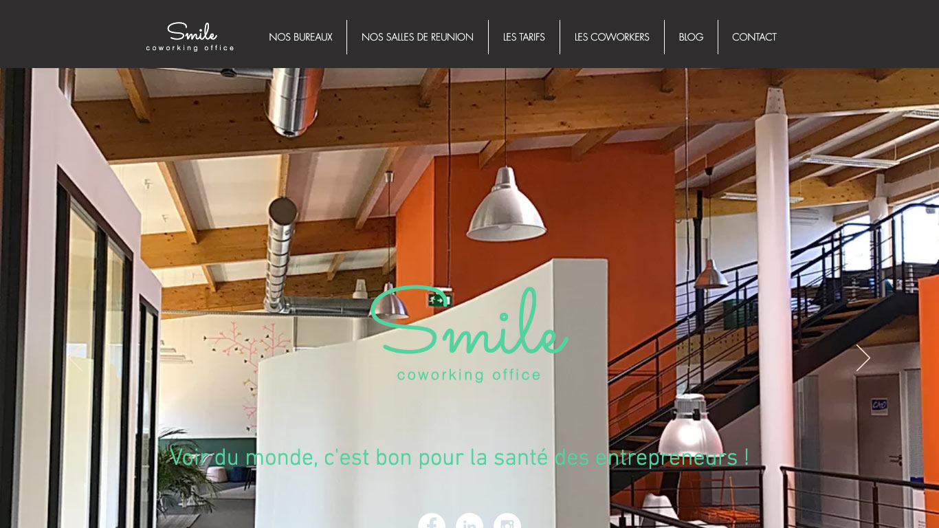 SMILE Coworking Office