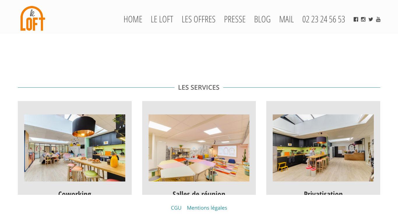 Le Loft - Rennes