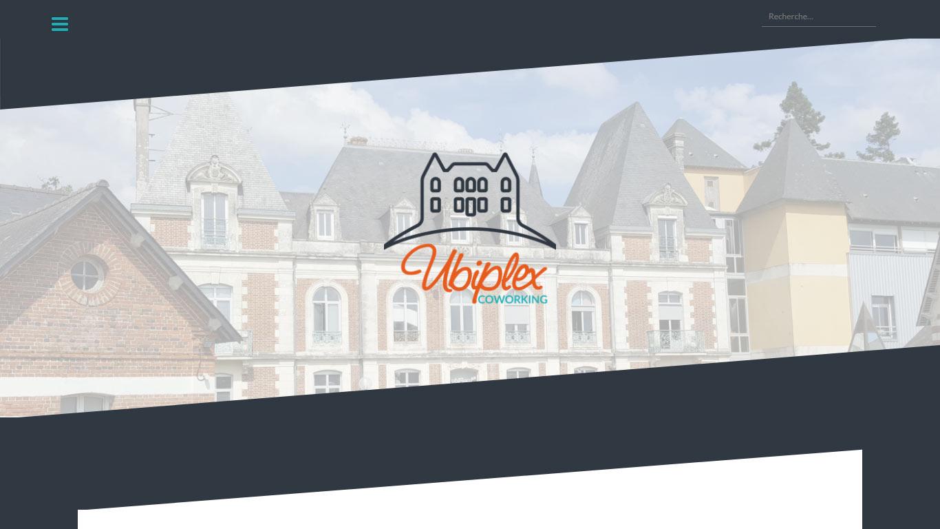Ubiplex coworking Rennes - Betton