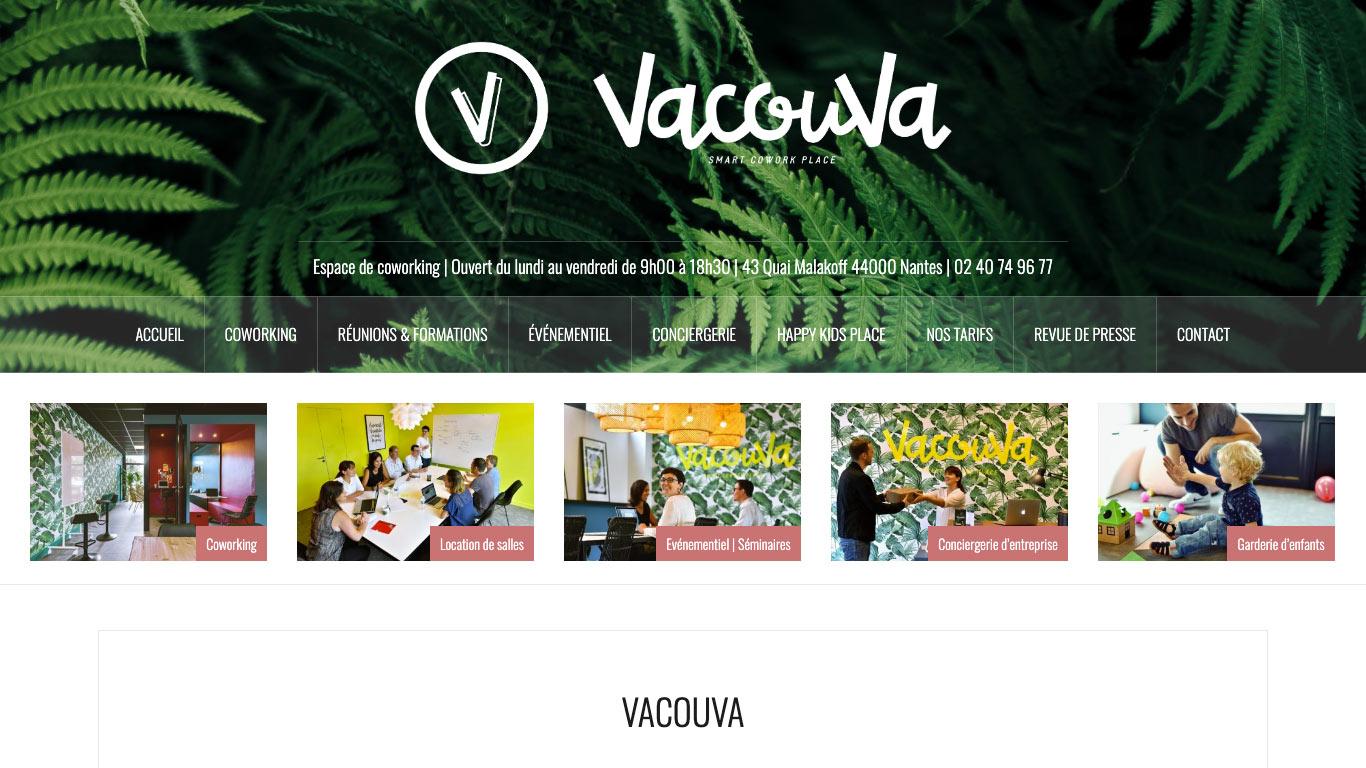 Vacouva - Coworking Nantes