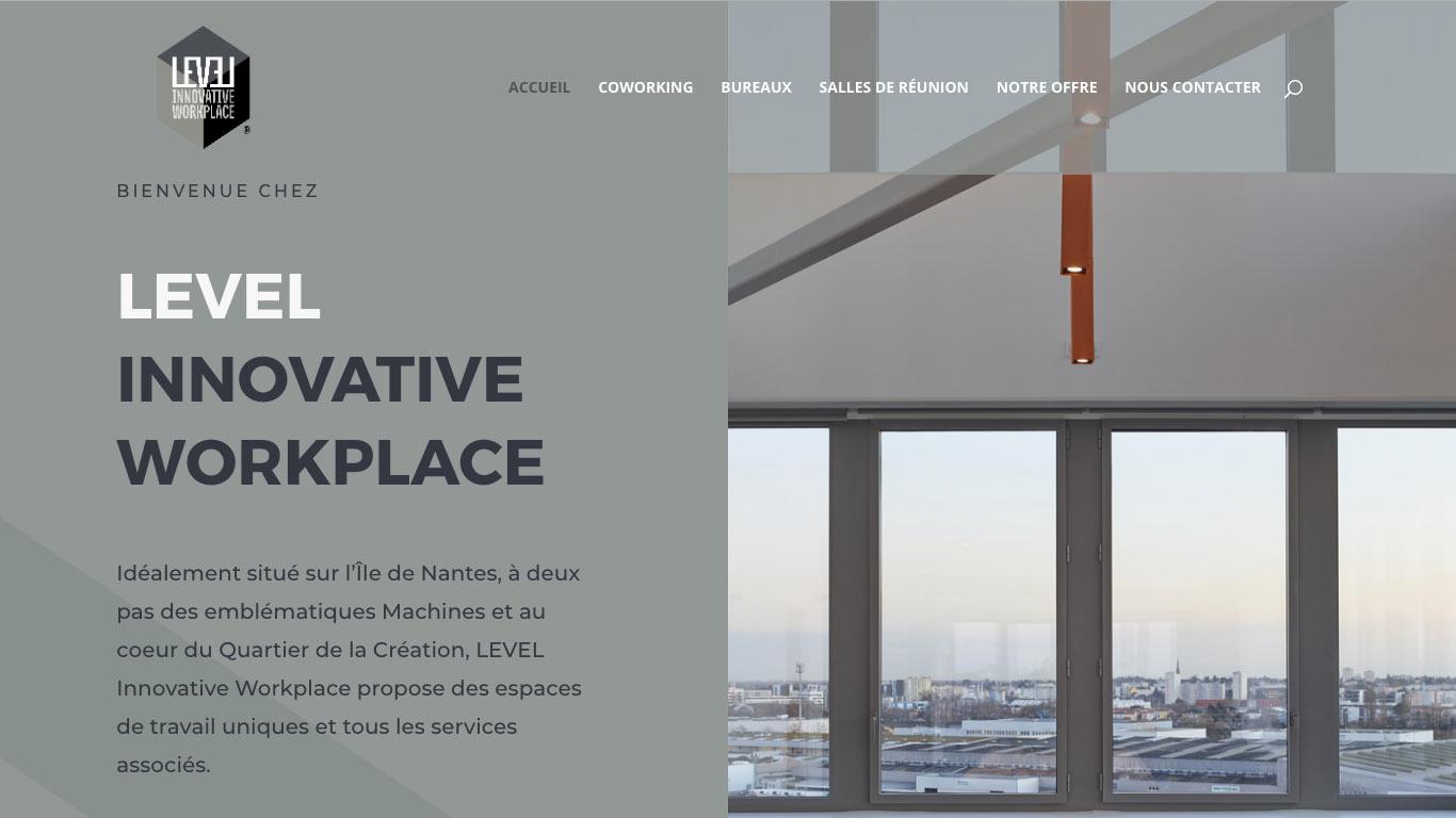 Level Innovative Workplace