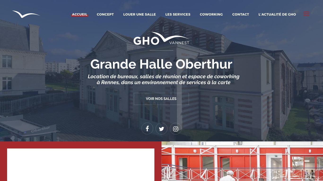 GHO location de bureaux & espace de coworking