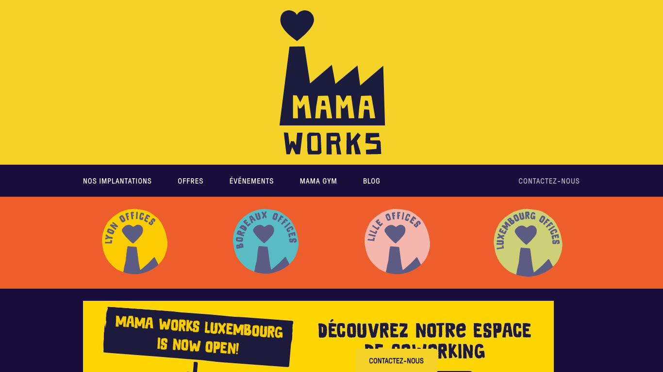 Mama Works Lille