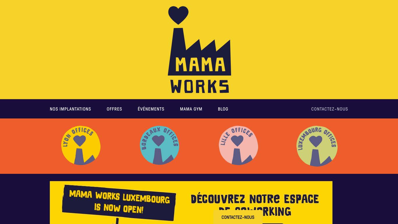 Mama Works Lyon