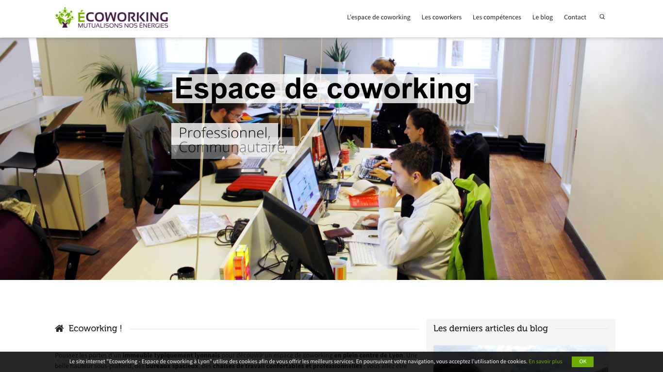 Écoworking