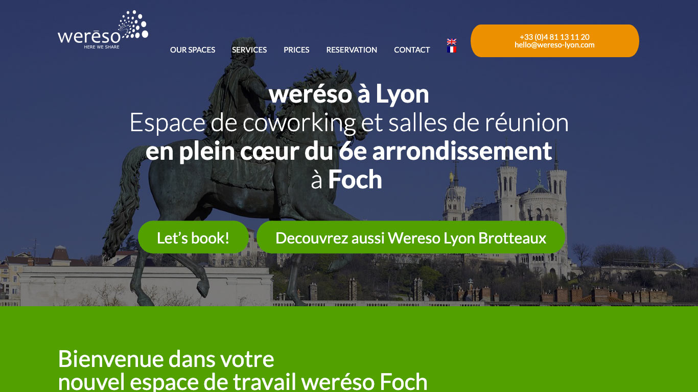weréso Lyon Foch