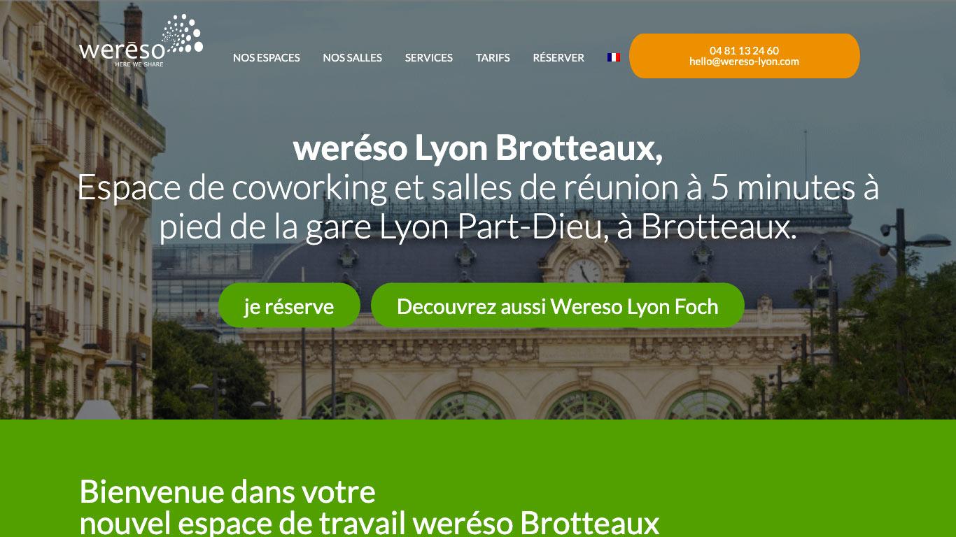 weréso Lyon Brotteaux