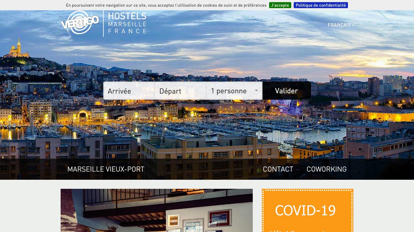 Vertigo Coworking Vieux-Port
