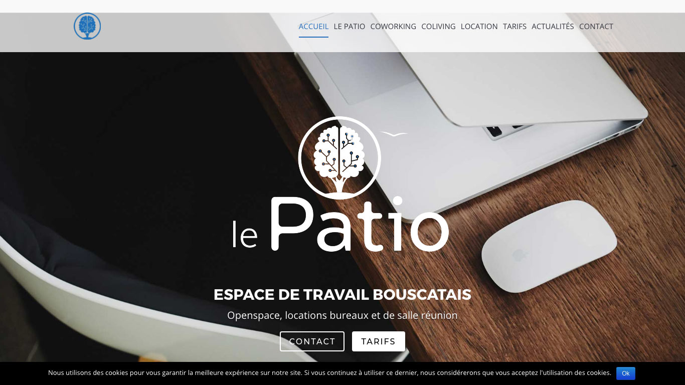 Le Patio Coworking & Coliving