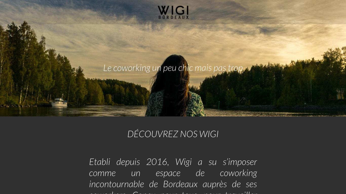 WIGI Bordeaux - Coworking Café