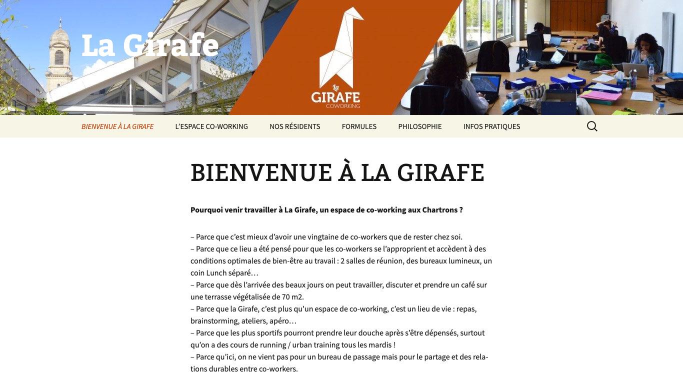 La Girafe Coworking