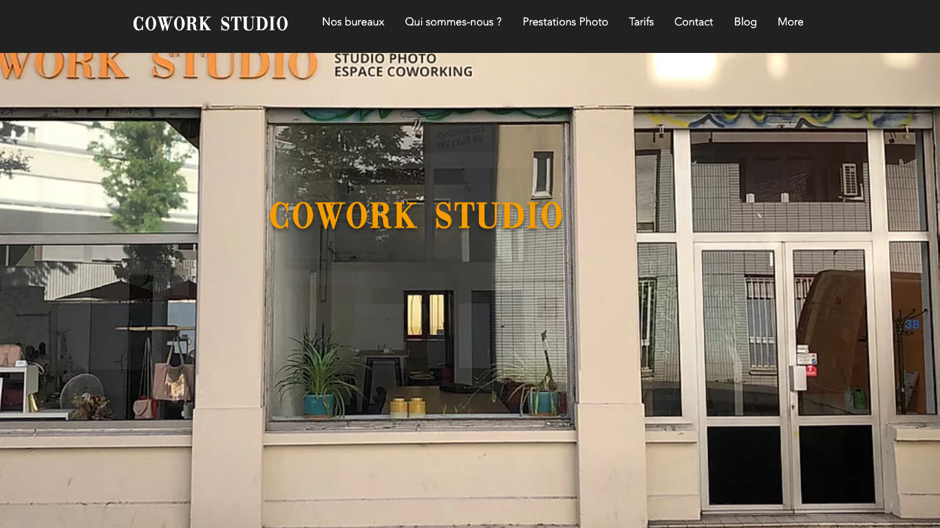 Cowork Studio Lyon