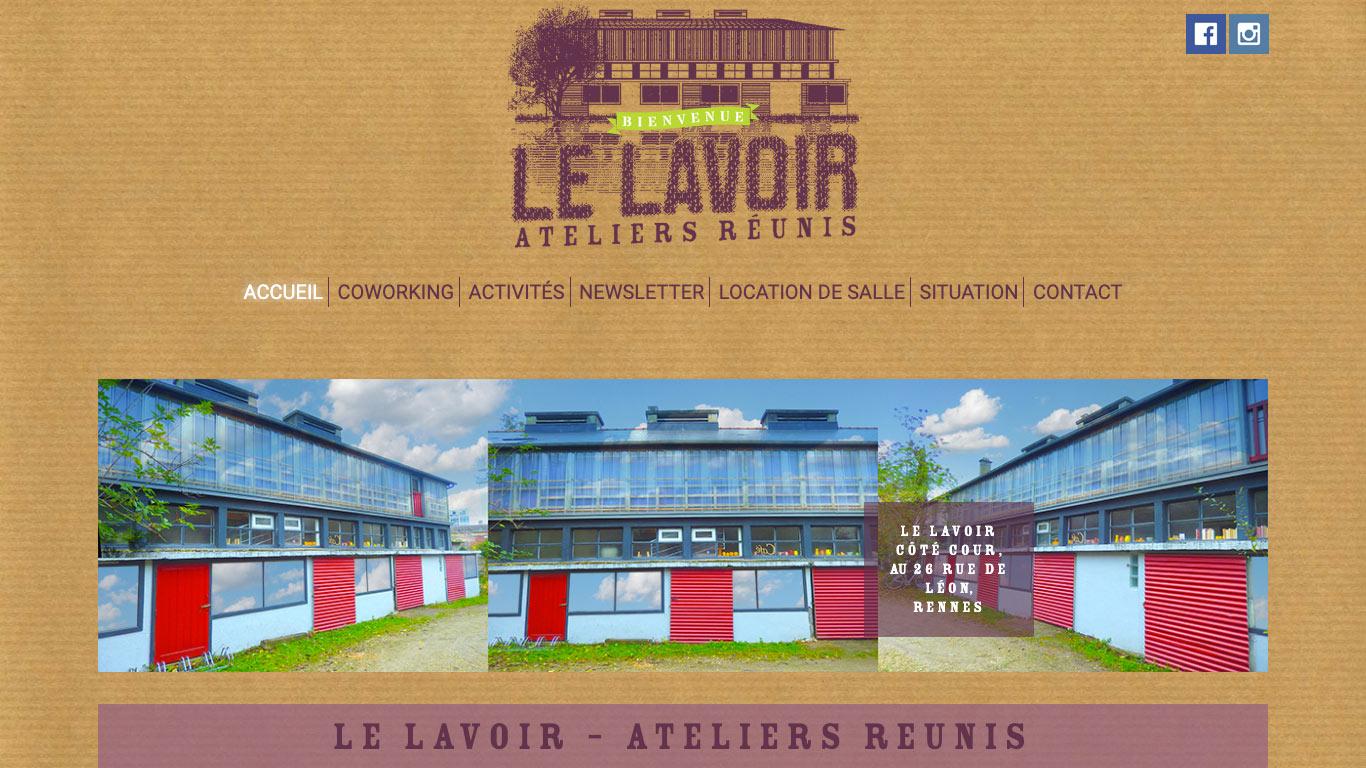 Le Lavoir - Ateliers Réunis