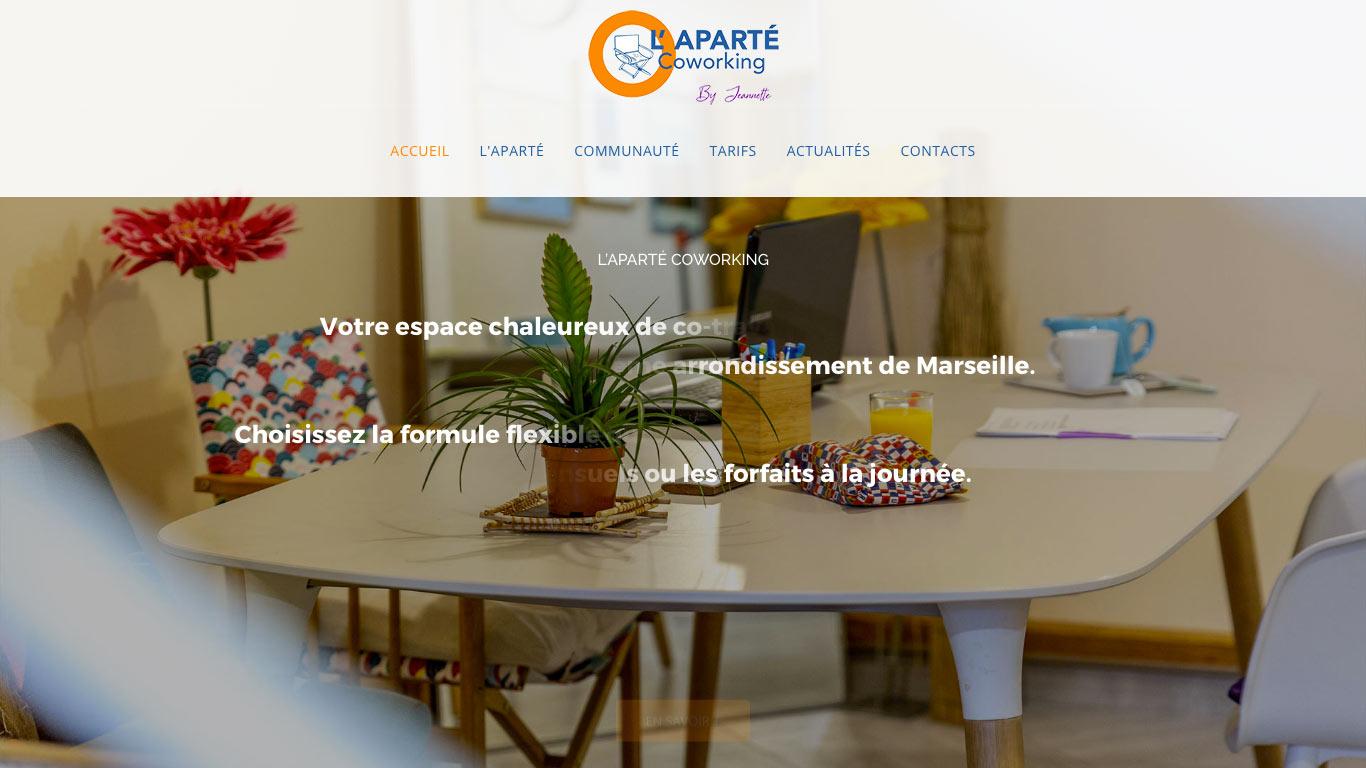 L'Aparté-Coworking