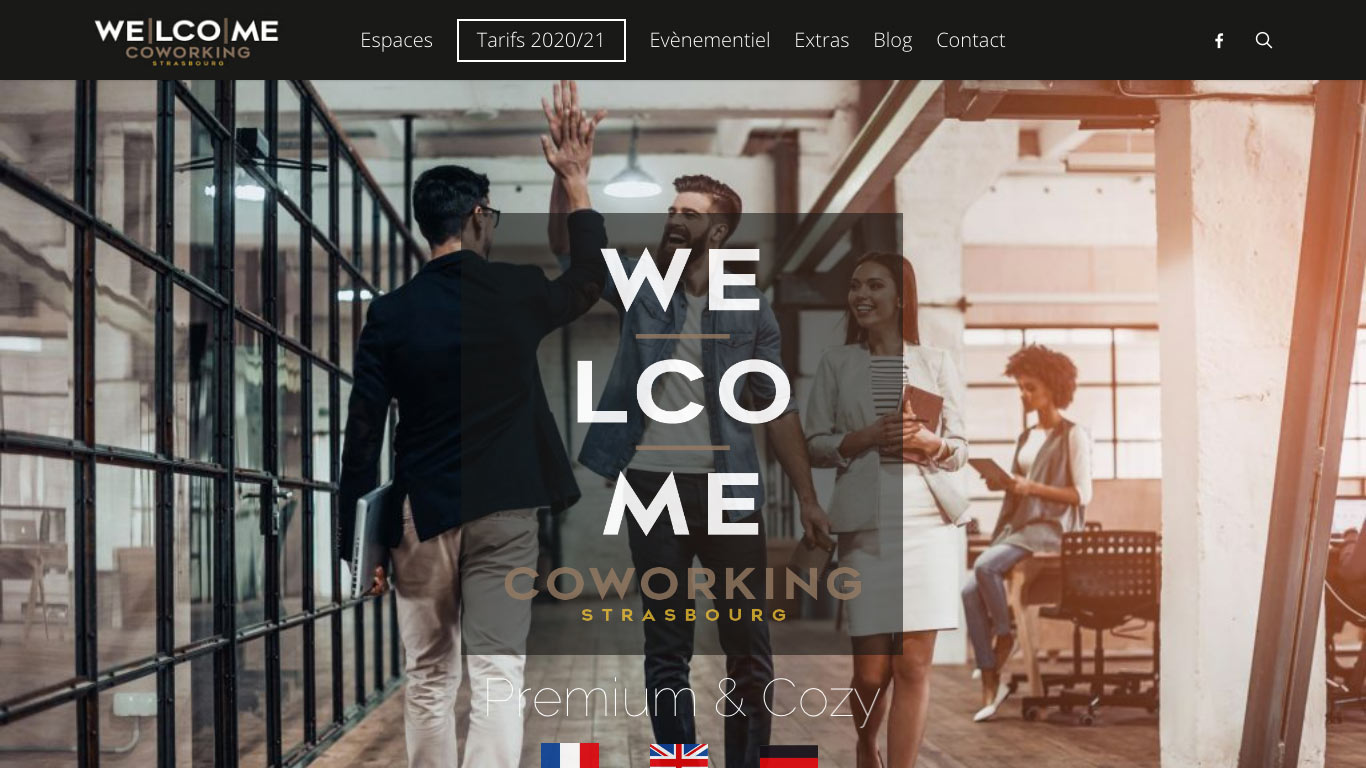 Welcome! Coworking Centre