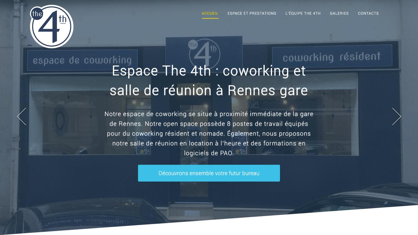Espace de coworking the 4th