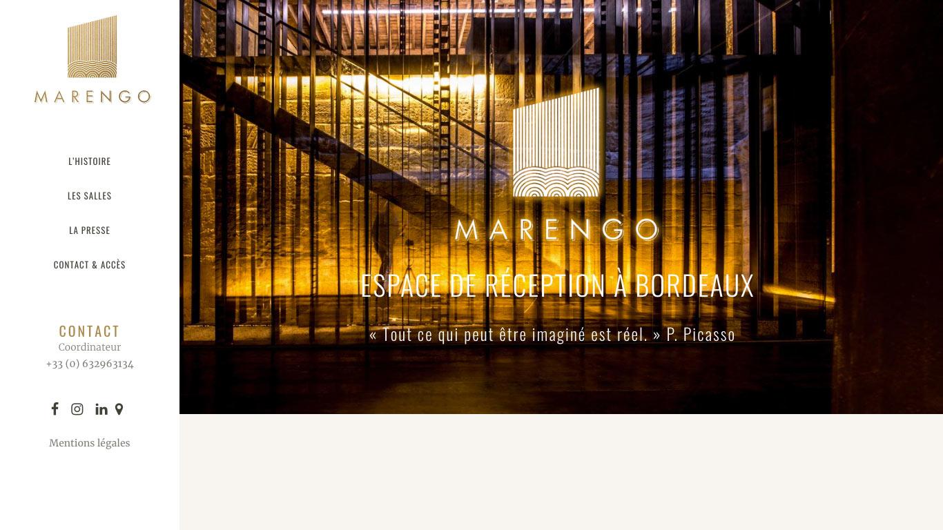 Espace Marengo à Bordeaux - Privatisation et location de salle