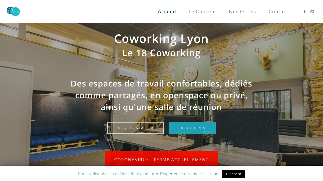 18 Coworking