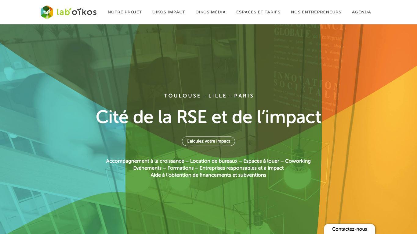 Lab'Oïkos Toulouse