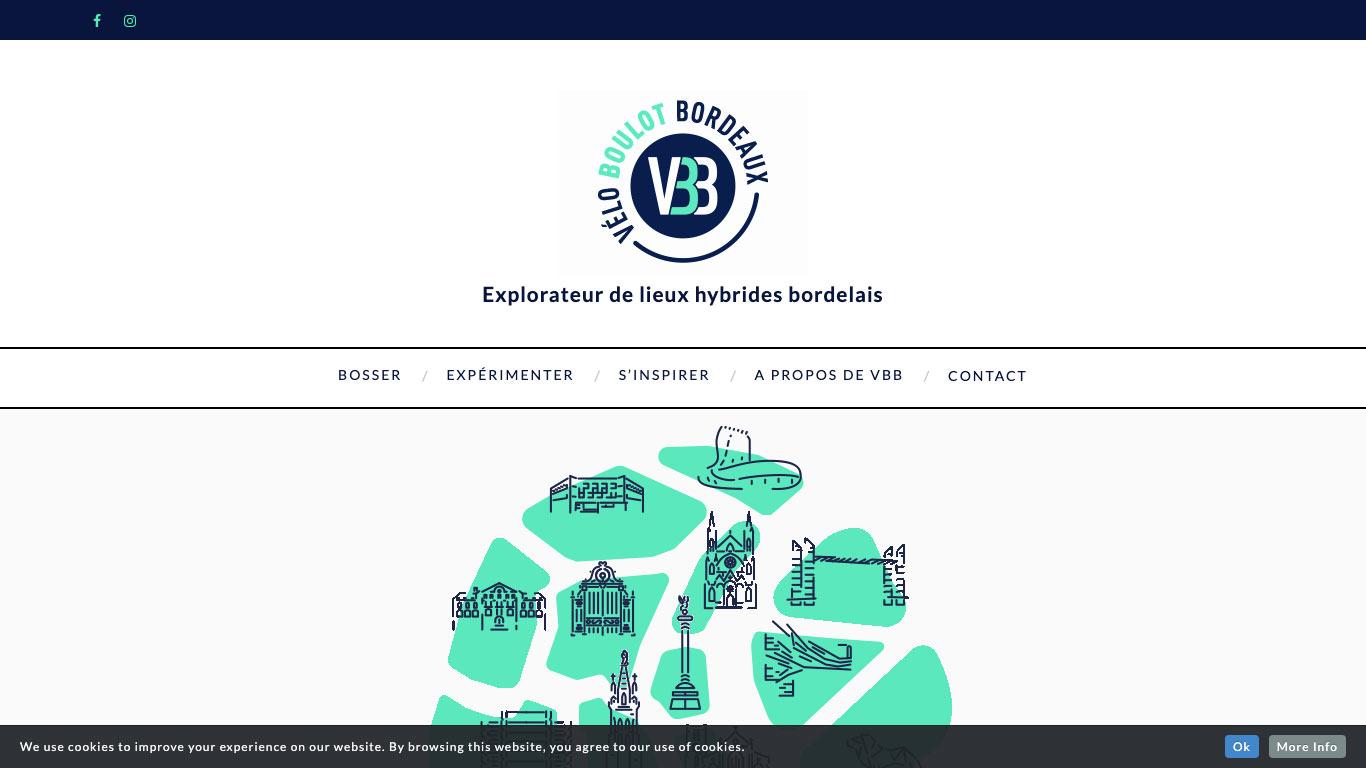 Vélo-Boulot-Bordeaux