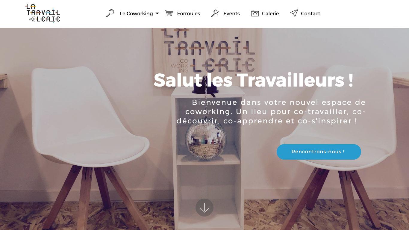 Coworking/Salle de réunion LA TRAVAILLERIE