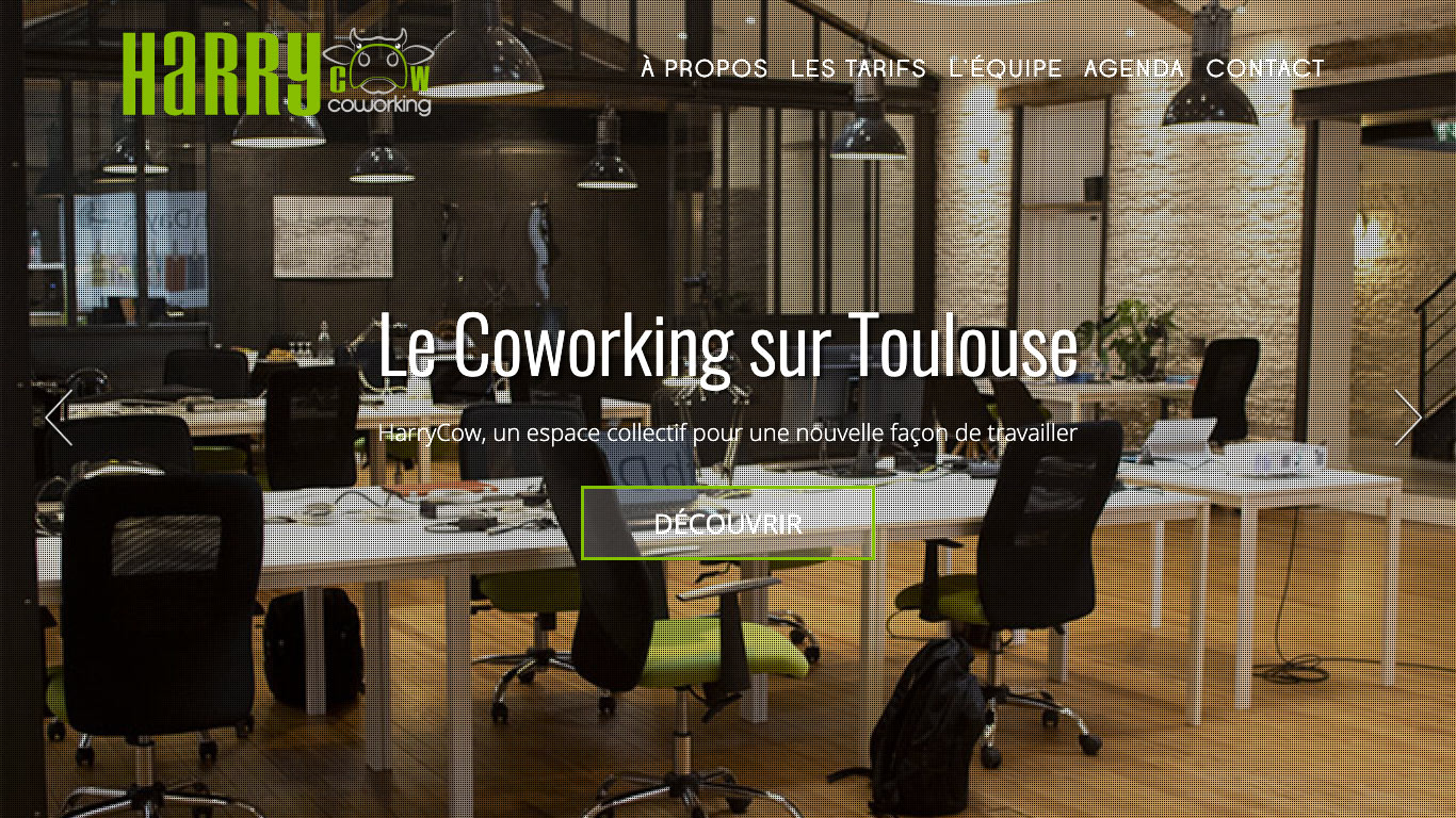 HarryCow Coworking