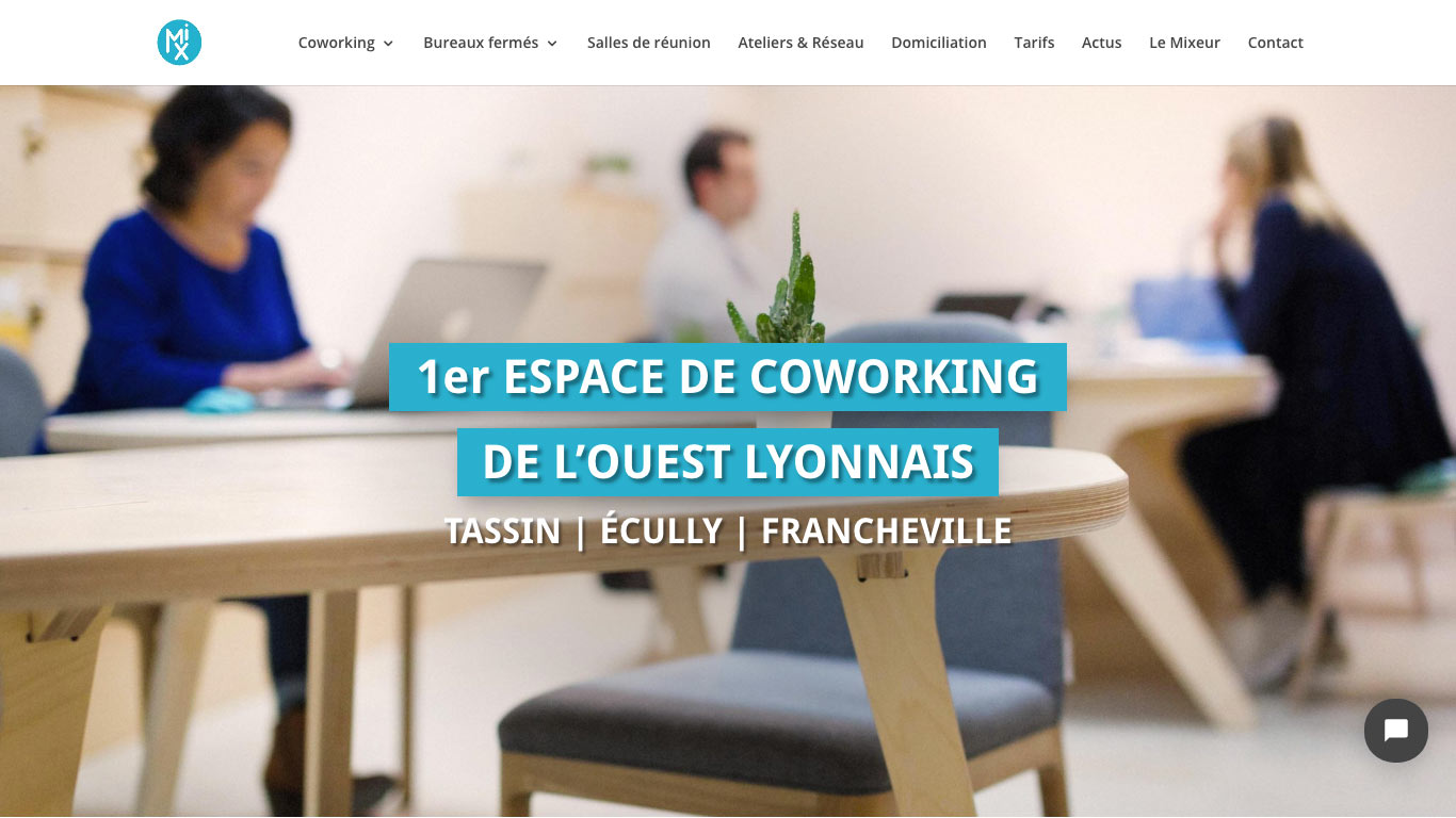 MIX COWORKING