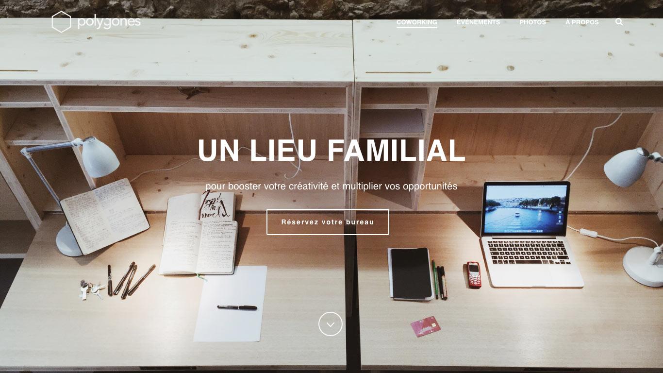 Polygones Vieux Lyon : Espace de coworking, d'événementiel, incubateur